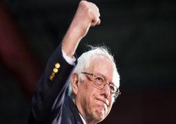 پیروزی «برنی سندرز» در دومین ایستگاه انتخاباتی دموکراتها