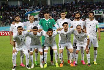 رکورد تیم ملی فوتبال ایران ثبت شد