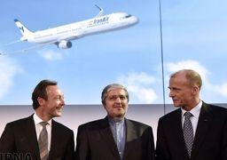 چشم جهان به « ایرباس های » ایران