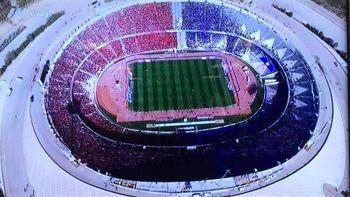 راه مخصوص بانوان در استادیوم آزادی!