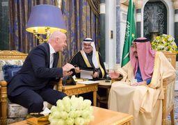 ائتلاف فیفا با عربستان علیه ایران!