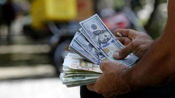 سقوط بورس، دلار را جذاب نکرد+جدول ونمودار