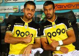 اهمیت ویژه دو بازیکن برای تیم ملی فوتبال ایران