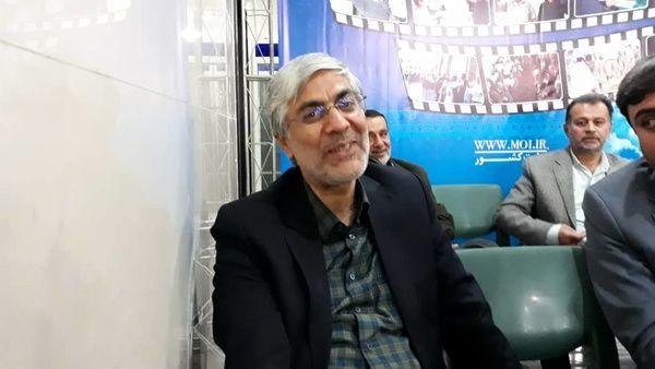 رئیس پیشین کمیته ملی المپیک در انتخابات مجلس ثبت نام کرد