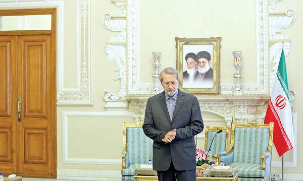 مقصد بعدی علی لاریجانی کجاست؟