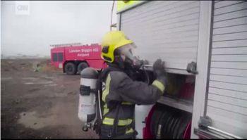 ساخت ماسک مخصوص برای آتش نشان ها