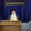 مقاممعظمرهبری: مبارزه با فساد از دوره آقای آملی لاریجانی آغاز شد/ نتیجه فشار حداکثری مشت ملت ایران به سینه آنها خواهدبود
