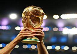 فروش مدال جام جهانی فوتبال