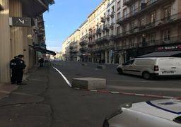 انفجار در فرانسه با بمب پستی
