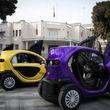 اولین خودرو برقی ایرانی وارد خیابانها میشود +عکس