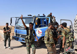 پیروزی بزرگ در سوریه / ارتش دمشق به مرزهای عراق رسید