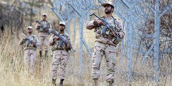 شهادت دو مرزبان در درگیری با قاچاقچیان