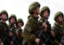 ارتش روسیه با استفاده از یک فناوری سربازان خود را نامرئی می کند ! +عکس