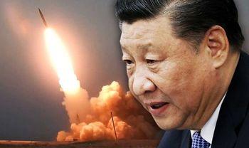 پرش طلا همزمان با شلیک موشکهای چین