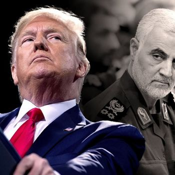 «انگیزههای پنهان ترامپ» در ترور سردارسلیمانی؛ نقش کلیدی «چین» در تصمیم خطرناک کاخ سفید