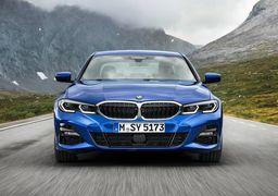 محموله گران قیمت BMW مدل ۲۰۲۰ در جادههای ایران +عکس