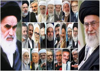 مقامات ارشد ایران، اهل چه مناطقی هستند؟+جدول