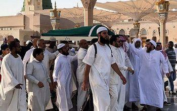 سعودیها، دیکتاتور تونس را در قبرستان بقیع دفن کردند