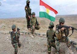 نیروهای پیشمرگه در جنوب کرکوک با ارتش عراق درگیر شدند