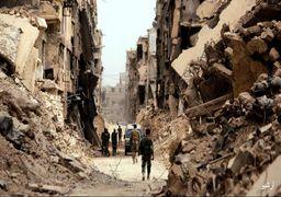۴۳ کشته در حمله هوایی ائتلاف آمریکا به سوریه