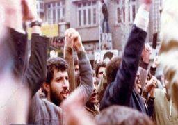 علی پروین و مایلی کهن در تظاهرات پیروزی انقلاب اسلامی +عکس