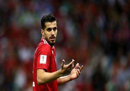 بی اطلاعی ملی پوش فوتبال ایران از آینده اش