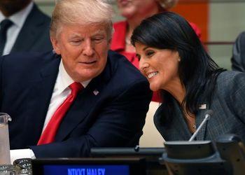 زن ضد ایرانی معاون ترامپ میشود