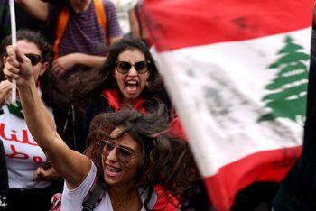 جنگ قدرت در لبنان میان برادران حریری +فیلم