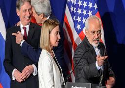 به ایران هشدار میدهیم که اگر از برجام خارج شوند بیشتر از ما آسیب میبینند