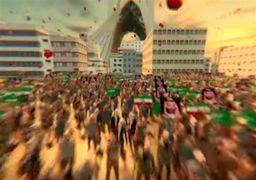 واکنش اعراب به انیمیشن عربستانی درباره حمله به ایران + عکس