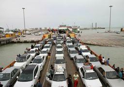 خروج خودروهای بالای۲۵۰۰ سی سی از جزیره کیش به داخل کشور آزاد شد