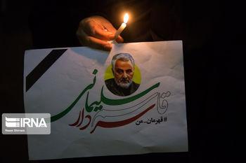 اعلام زمان ورود پیکر حاجقاسمسلیمانی