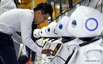 برگزاری جشنواره رباتیک و هوش مصنوعی +عکس
