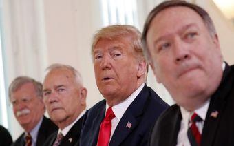 آیا ترامپ در حال زمینهسازی برای جنگ با ایران است؟