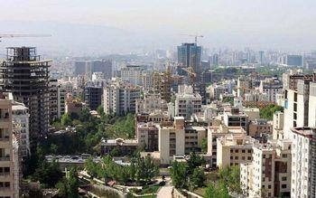 قیمت آپارتمان در محبوبترین منطقه تهران