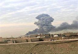 انفجار در جنوب بغداد