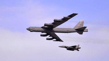 مواجهه هوایی آمریکا و روسیه در دریای سیاه