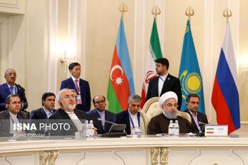 ظریف: برای ادامه گفتوگو درباره تقسیم دریای خزر و منابع آن توافق داریم