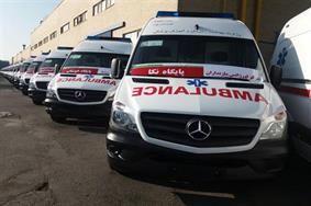 جنجال جراحی بیمار توسط راننده آمبولانس