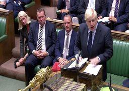 بوریس جانسون اکثریت مطلق را در پارلمان بریتانیا از دست داد