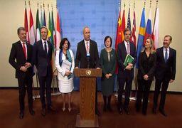 جلسه شورای امنیت آغاز شد+ انتشار بیانیه نمایندگان اروپا در حمایت از برجام پیش از آغاز جلسه