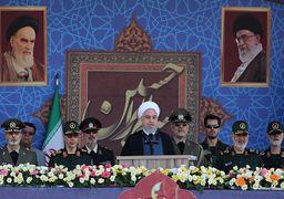 حسن روحانی: به همه همسایگان دست رفاقت دراز میکنیم و از خطاهای گذشته آنها میگذریم