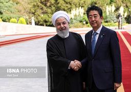 ژاپن در حال تدارک میزبانی از روحانی