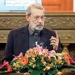 لاریجانی: مسائل منطقه باید از طریق گفتوگو حل شود