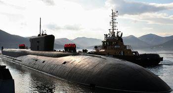 ایران ساخت زیردریایی هستهای را آغاز کرده است