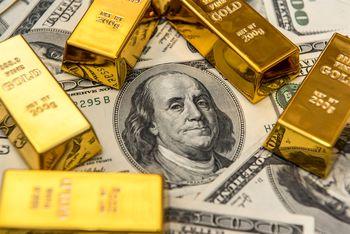 ضعف دلار، عامل رشد طلا شد