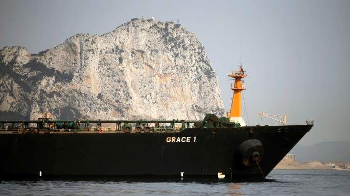 توقیف نفتکش حامل نفت ایران در جبل الطارق چگونه برنامه ریزی شده بود!؟