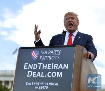 پیشنهاد مذاکره ترامپ به ایران