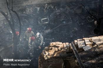 انفجار مهیب در نسیم شهر