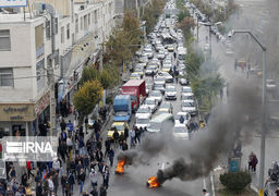 اعلام آمار رسمی کشتهشدگان و  دستگیریها در ناآرامیهای اخیر